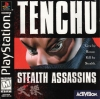 Tenchu - Stealth Assassins Sony PlayStation cover artwork