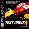 Test Drive 4 Sony PlayStation cover artwork
