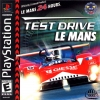 Test Drive Le Mans - Le Mans 24 Hours Sony PlayStation cover artwork