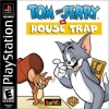 Tom and Jerry in House Trap Sony PlayStation cover artwork
