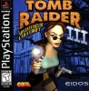 Tomb Raider III - Adventures of Lara Croft Sony PlayStation cover artwork
