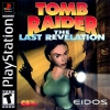 Tomb Raider - The Last Revelation Sony PlayStation cover artwork