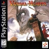 Vandal Hearts Sony PlayStation cover artwork