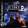 WWF SmackDown ! 2 - Know Your Role Sony PlayStation cover artwork