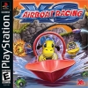 XS Airboat Racing Sony PlayStation cover artwork