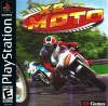 XS Moto Sony PlayStation cover artwork