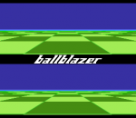 Ballblazer title screenshot