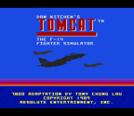 Tomcat - The F-14 Fighter Simulator title screenshot