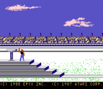 Winter Games title screenshot