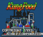 Kung Food title screenshot