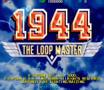 1944 : The Loop Master title screenshot