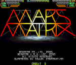Mars Matrix title screenshot