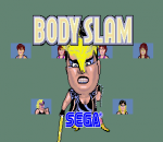 Body Slam title screenshot