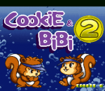 Cookie & Bibi 2 title screenshot