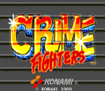Crime Fighters title screenshot
