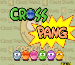 Cross Pang title screenshot