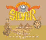 Captain Silver title screenshot