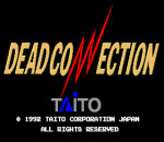 Dead Connection title screenshot