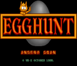 Egg Hunt title screenshot