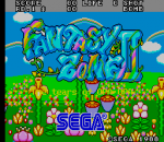 Fantasy Zone II : The Tears of Opa-Opa title screenshot