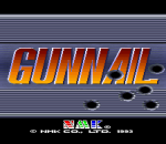 GunNail title screenshot