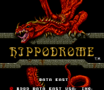 Hippodrome title screenshot