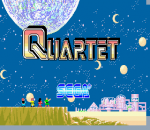 Quartet title screenshot