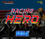 Racing Hero title screenshot