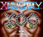 X Multiply title screenshot