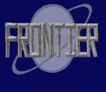 Frontier - Elite 2 title screenshot