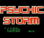 Psychic Storm title screenshot