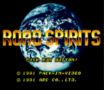 Road Spirits title screenshot