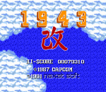 1943 Kai title screenshot