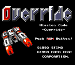 Override title screenshot