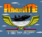 Power Gate title screenshot