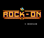 Rock-On title screenshot