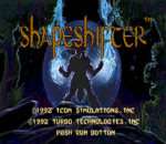 Shape Shifter title screenshot