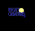 Night Creatures title screenshot