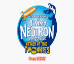 Adventures of Jimmy Neutron Boy Genius, The - Attack of the Twonkies title screenshot