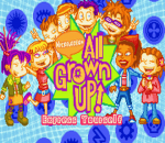 All Grown Up! - Express Yourself title screenshot