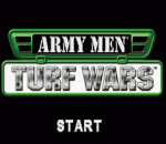 Army Men - Turf Wars title screenshot