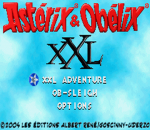 Asterix & Obelix XXL title screenshot