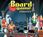 Board Game Classics title screenshot