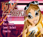 Bratz - Forever Diamondz title screenshot