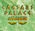 Caesars Palace Advance - Millennium Gold Edition title screenshot