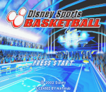 Disney Sports - Basketball title screenshot