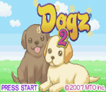 Dogz 2 title screenshot