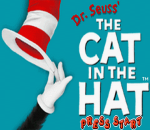 Dr. Seuss' - The Cat in the Hat title screenshot