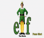 Elf - The Movie title screenshot