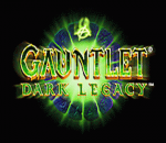 Gauntlet - Dark Legacy title screenshot